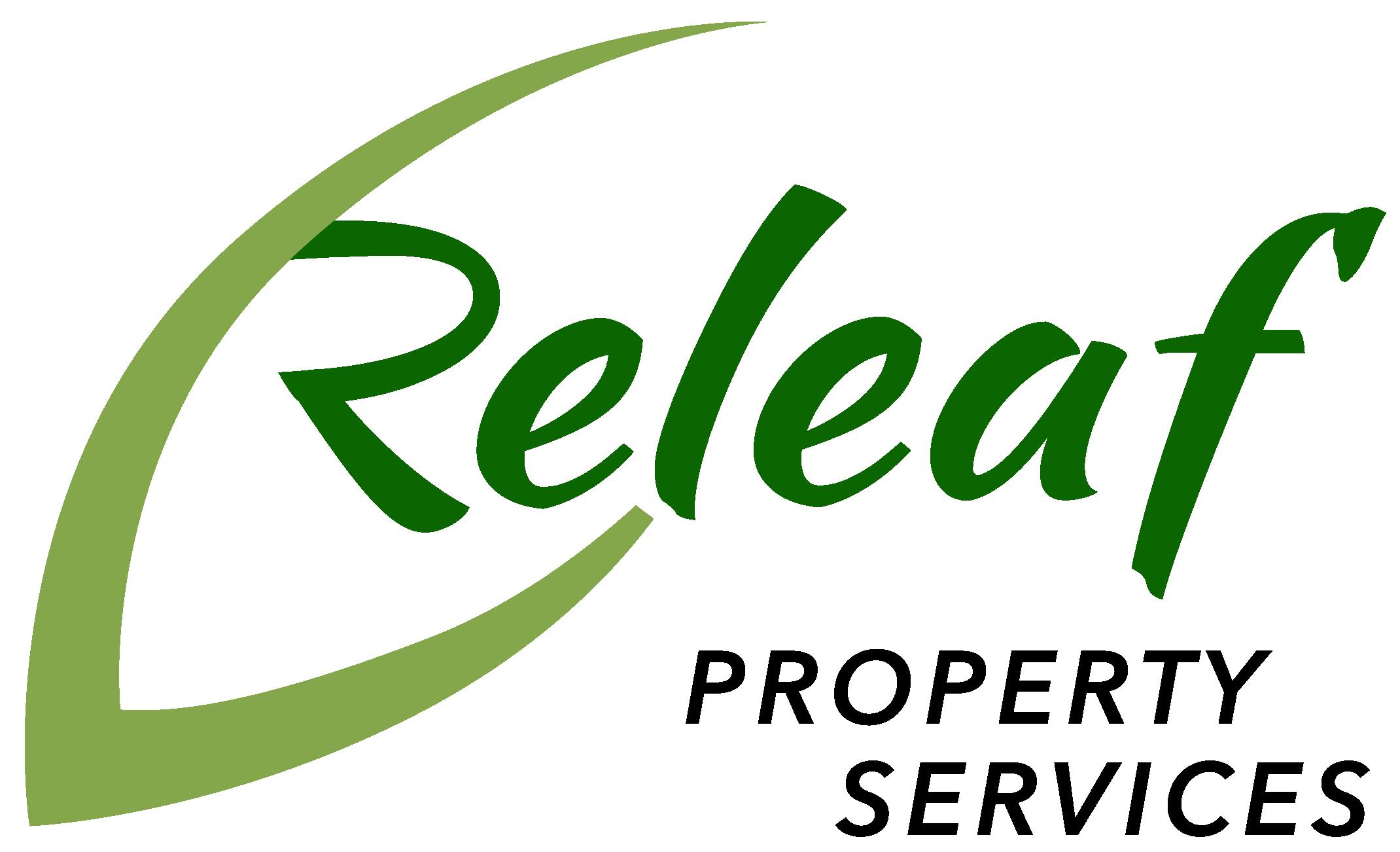 Releaf Property Services Logo